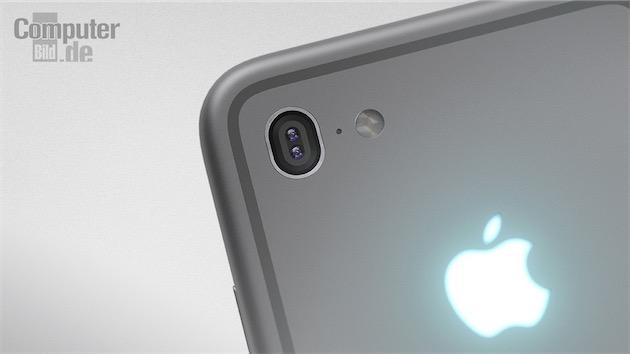 capteur iPhone