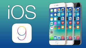 l'iOS 9  a une longueur d'avance sur ses rivaux