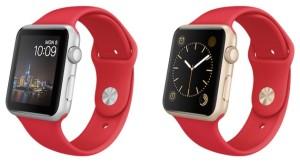 Les deux Apple Watch destinés pour l'Asie
