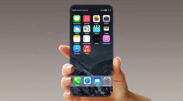 L'iPhone 7 full tactile